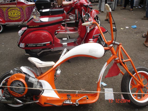 Vespa Extreme Indonesia http://www.flickr.com/photos/09090999/5233967361/