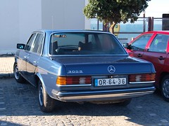 automobile, automotive exterior, executive car, vehicle, mercedes-benz w123, mercedes-benz, sedan, land vehicle, luxury vehicle,