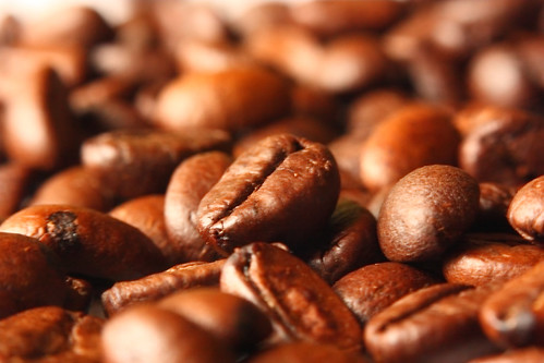 Smell the coffee..??