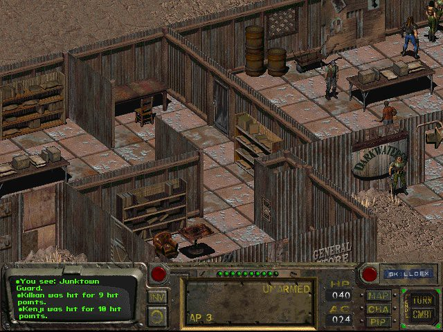 Let's Jogar: Fallout - A Post Nuclear Roleplaying Game 5238243733_54837de9eb_b