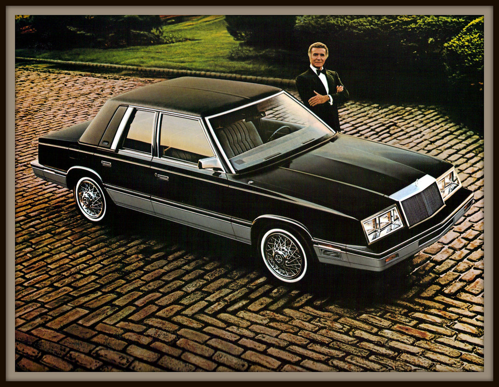 1982 chrysler lebaron 4 door sedan