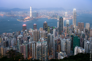 Hong Kong Island & Kowloon