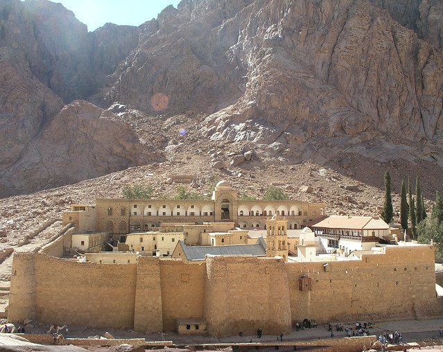 St Catherine's Monastery, is Sharm el Sheikh a tourist trap?