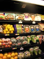 Walmart Organic Produce