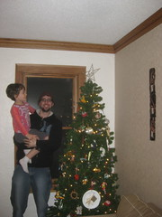 Decorating Our Christmas Tree