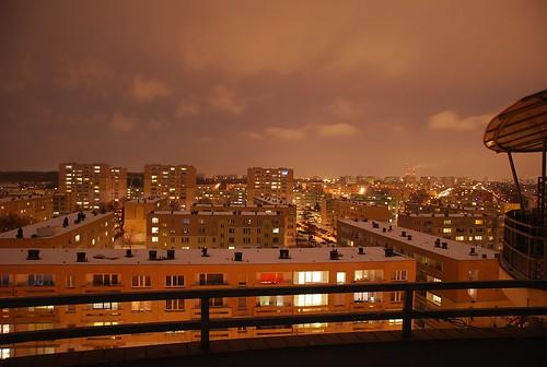 Osiedla mieszkaniowe w Łodzi - Chojny
