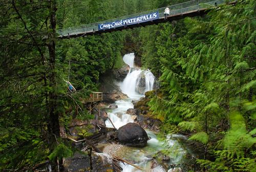 bridge water long exposure bc britishcolumbia falls googleearth westcoastvacation 93793499n00