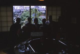Taki in the tempura hole