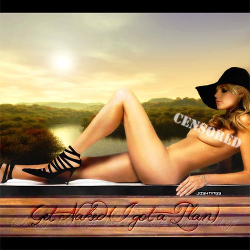 Britney spears get naked i got a plan