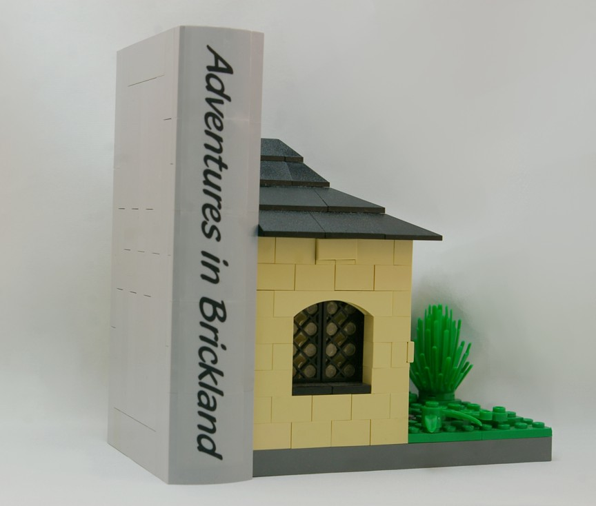 Στηρίγματα βιβλίων από LEGO - Σελίδα 2 5310420319_059b4e06e1_b