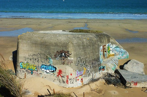blockhaus, ile de ré, saint clement des baleines, batterie klara