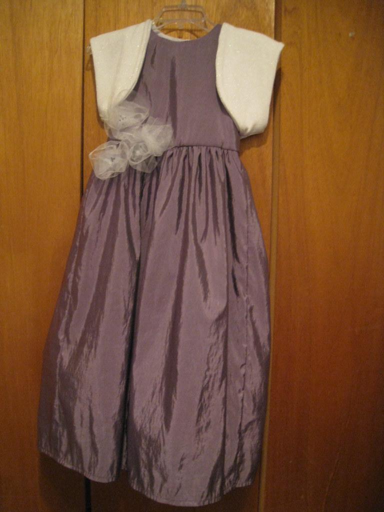 christmas dress finished!