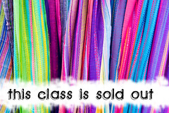 triangle loom sold out