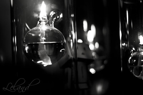 Lantern in the Dark (Can u see Danbo?)
