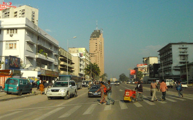 kinshasa, democratic republic of congo
