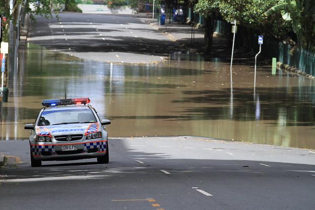 Alice St floods