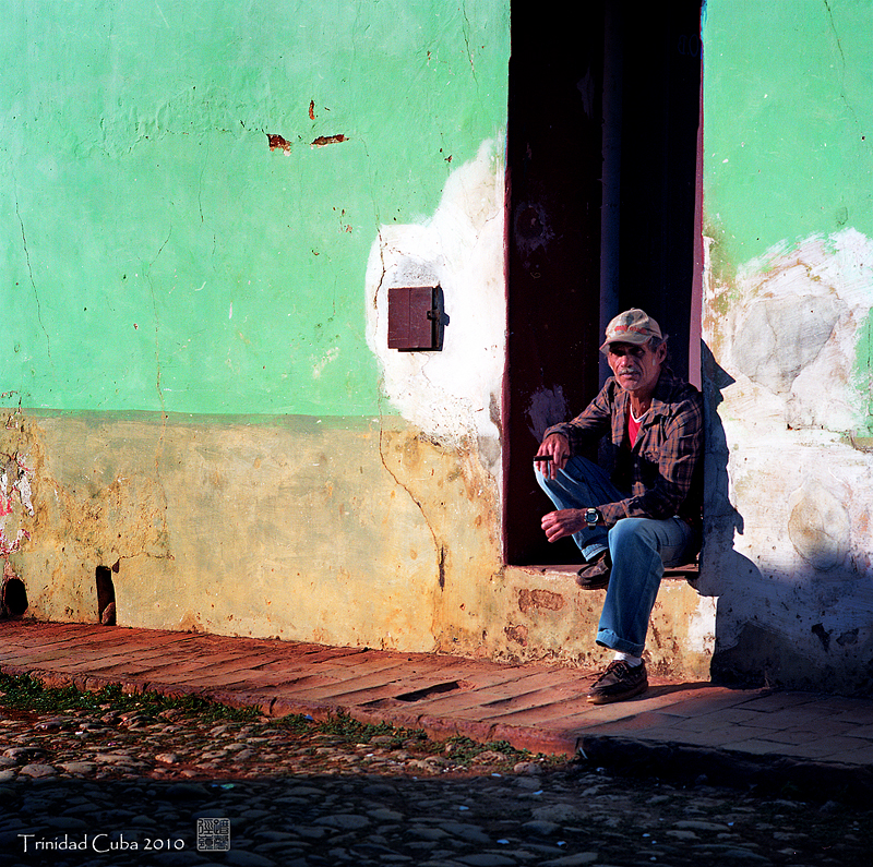 after work @ Trinidad Cuba