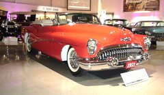 buick roadmaster(0.0), full-size car(0.0), automobile(1.0), automotive exterior(1.0), vehicle(1.0), buick super(1.0), vintage car(1.0), land vehicle(1.0), luxury vehicle(1.0),