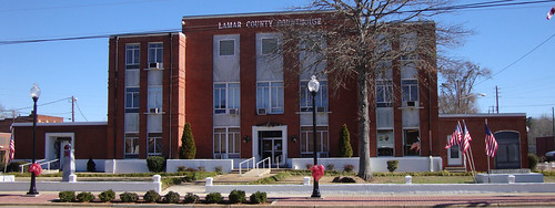 Lamar County Courthouse (Vernon, Alabama)
