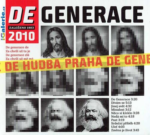 Hudba Praha: 2010 De Generace | iGalerie