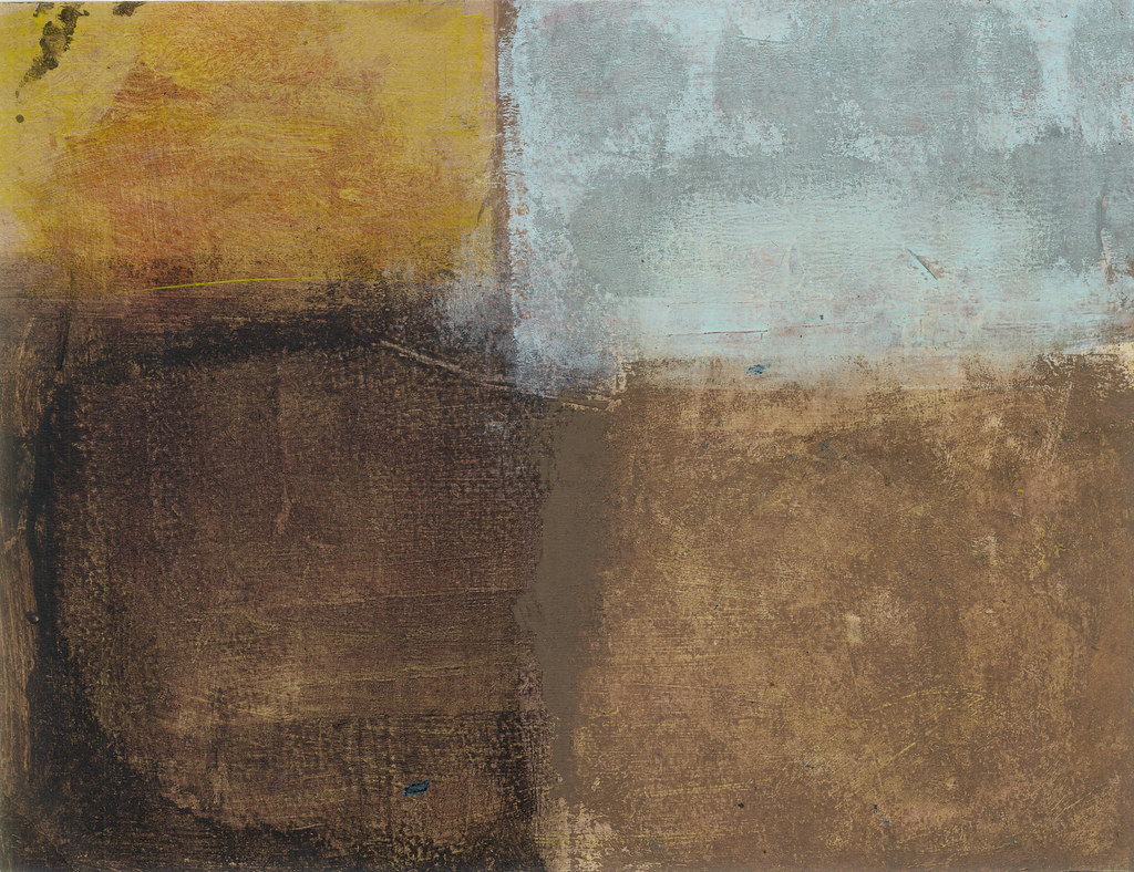 Abstract Earth Tones