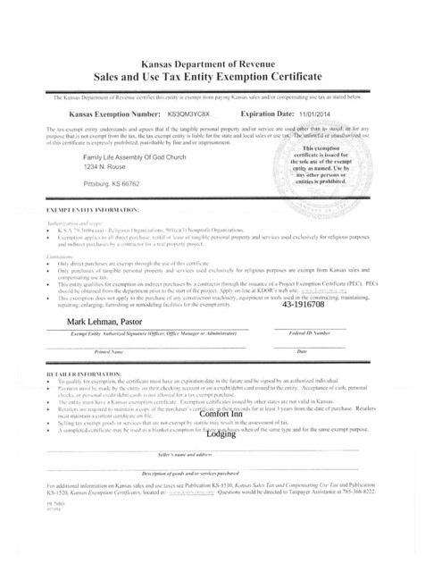 Kansas Tax Form Pictures to Pin on Pinterest - ThePinsta
