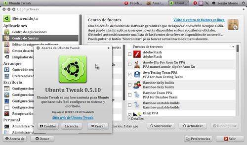 ubuntu Tweak 0.5.10