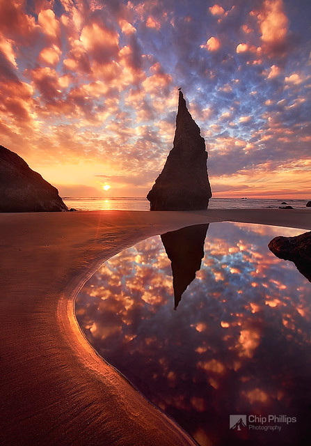 Vertical Wizards Hat, Bandon Oregon