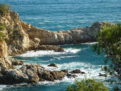 Scenic Costa Brava Catalonia Spain