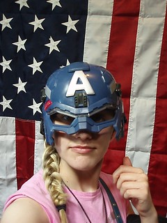 Alamo Drafthouse Cinema: Captain America Photo Booth