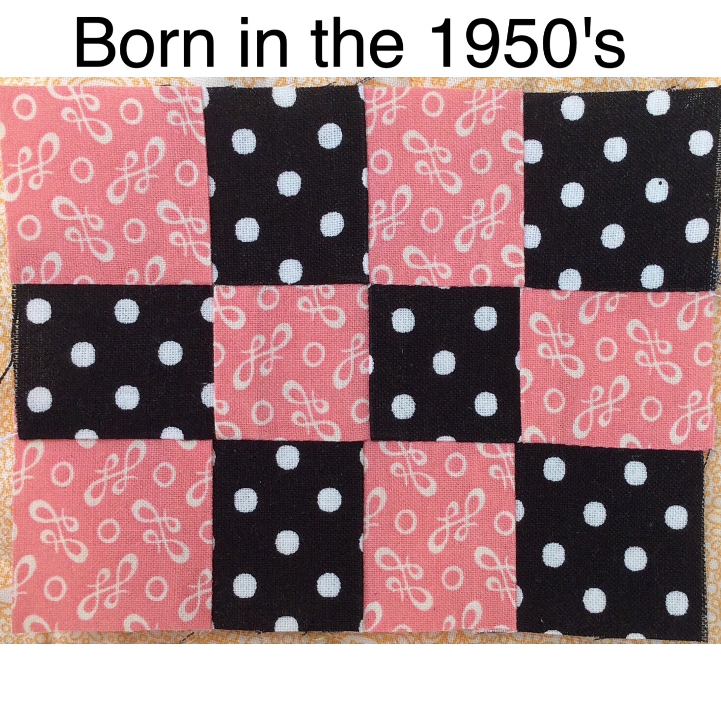 "Born in the 1950""s"