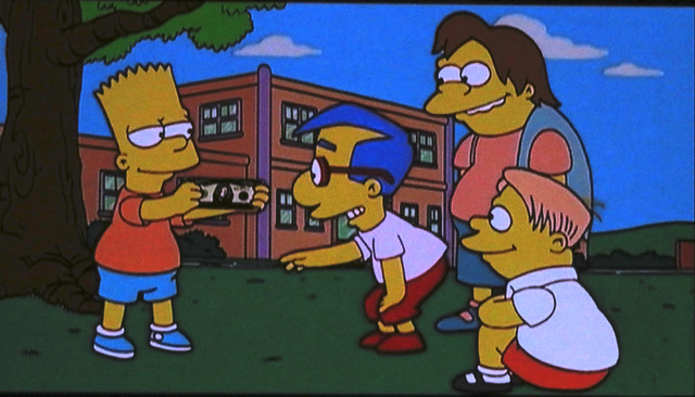 tv still: the simpsons