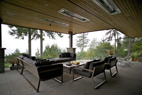 Woodvalley Residence - Outdoor Deck - Gandia Blaso flat series