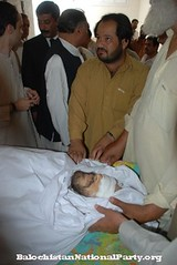 Shaheed Habib Jalib Baloch.