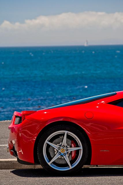 458 Italia by Y Chen1984