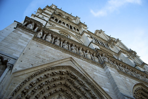 Notre Dame, Paris.