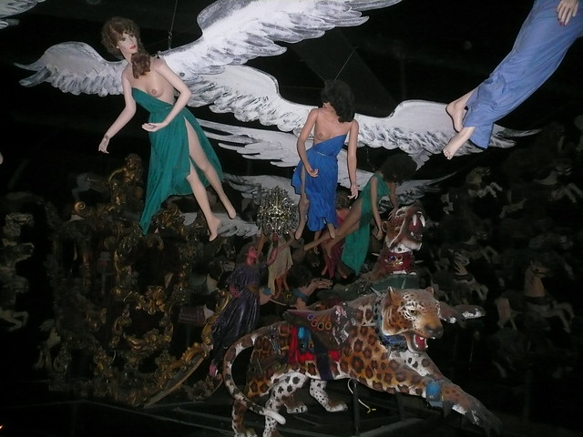 image of nippled angels at House On The Rock