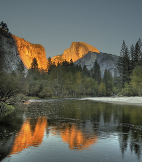 Yosemite_Sunset
