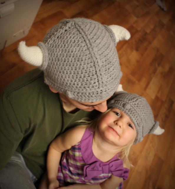 Viking Hat Crochet Pattern Flickr - Photo Sharing!