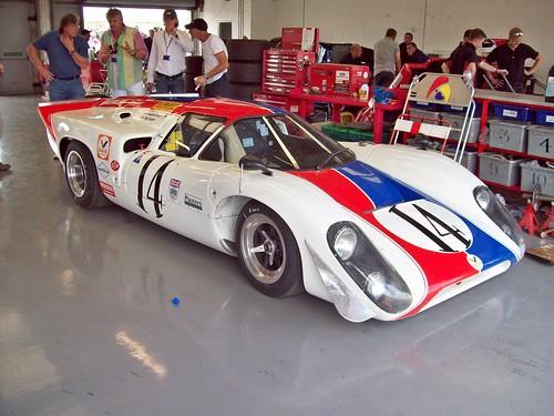 366 Lola T70 Mk.IIIB (1969)..