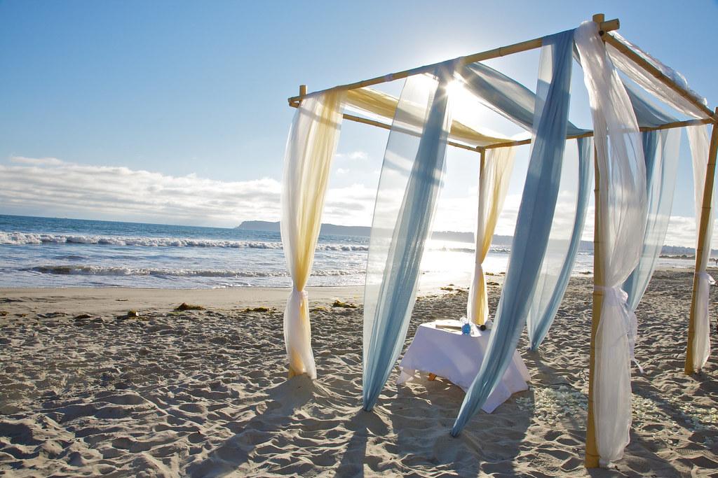 Beach Weddings San Diego Sdofficiant