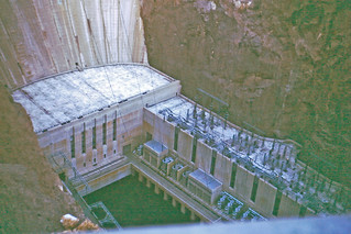 Hoover Dam 1965