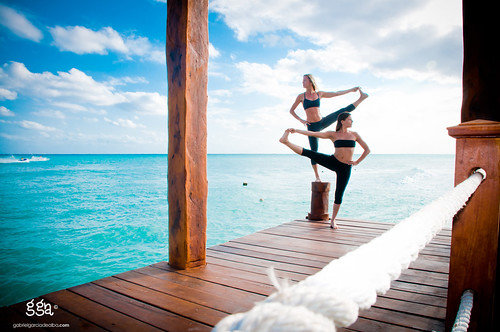 Emily & Christine | Yoga Lifestyle by gga©