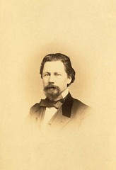 A photo of Dr. Levi Cooper Lane (1828-1902)