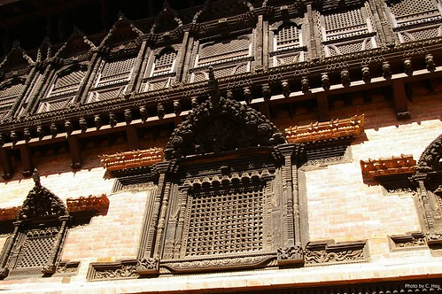 Bhaktapur - Durbar Square - 55 Windows Palace (五十五扇窗宮殿)