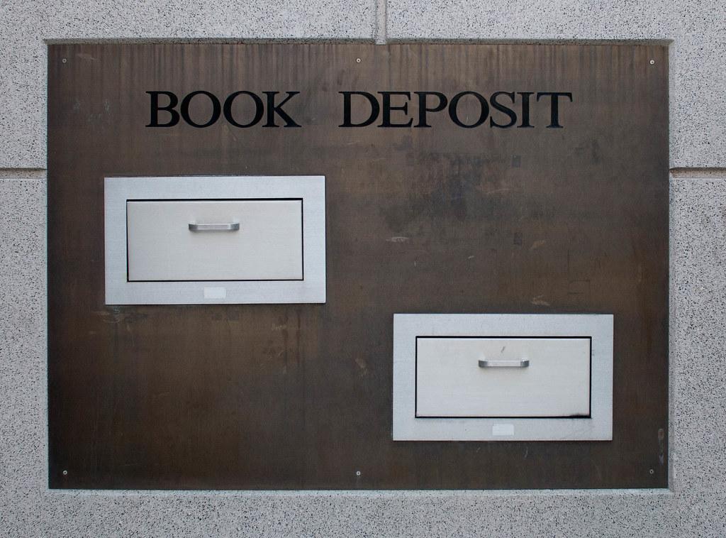 Book deposit
