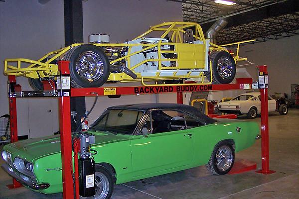 Race_car_Backyard_Buddy_Lift | Flickr - Photo Sharing!