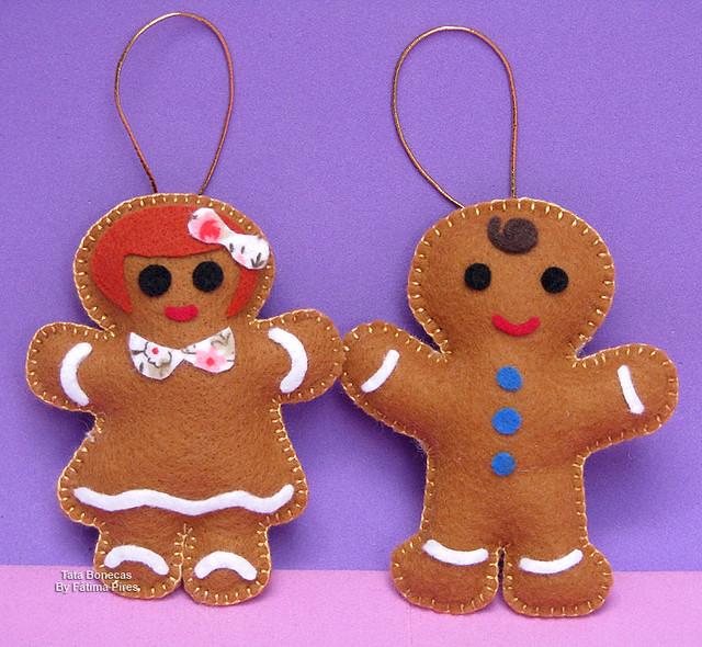 Casal Gingerbread : )