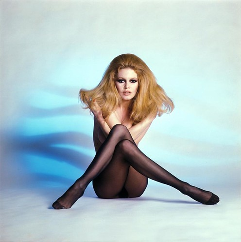Brigitte Bardot and The Pose by What Makes The Pie Shops Tick?