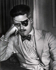 James Joyce, by Berenice Abbott 1926